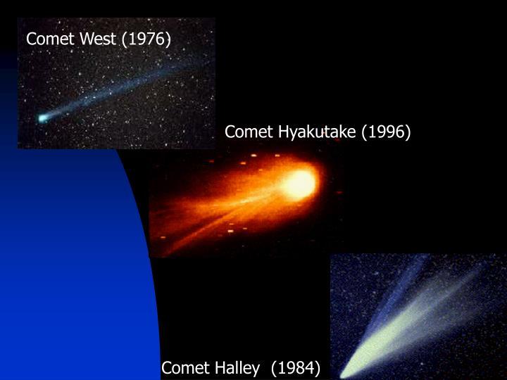 Comet West (1976)