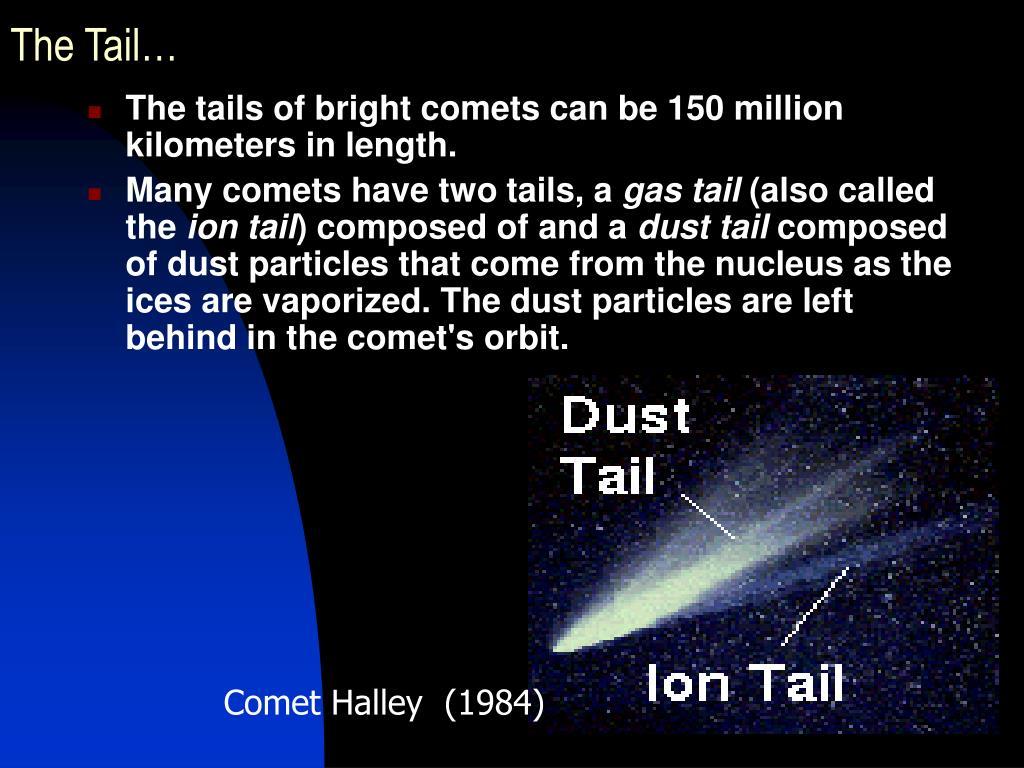 Comet Halley  (1984)