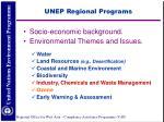 unep regional programs