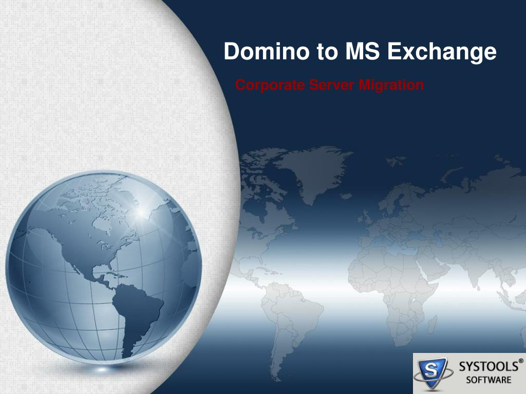 domino to ms exchange