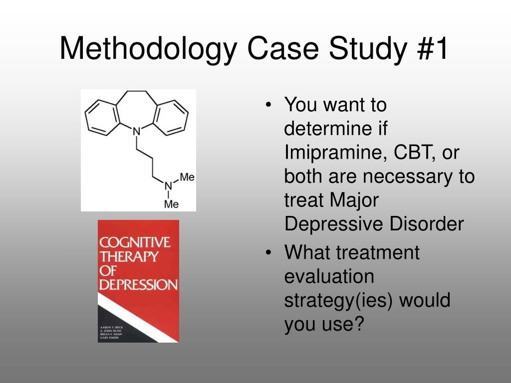 Methodology Case Study #1