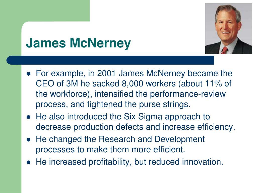 James McNerney
