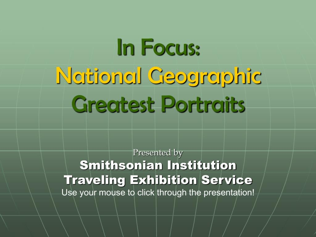 in focus national geographic greatest portraits l.