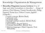 knowledge organization management4