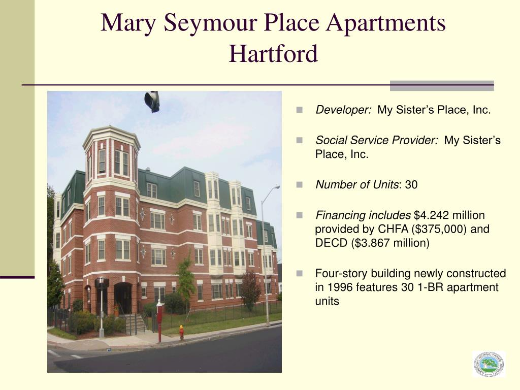 Mary Seymour Place Apartments
