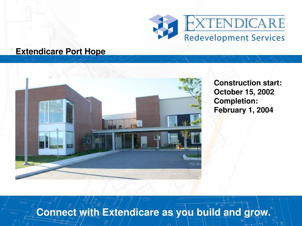 Extendicare Port Hope