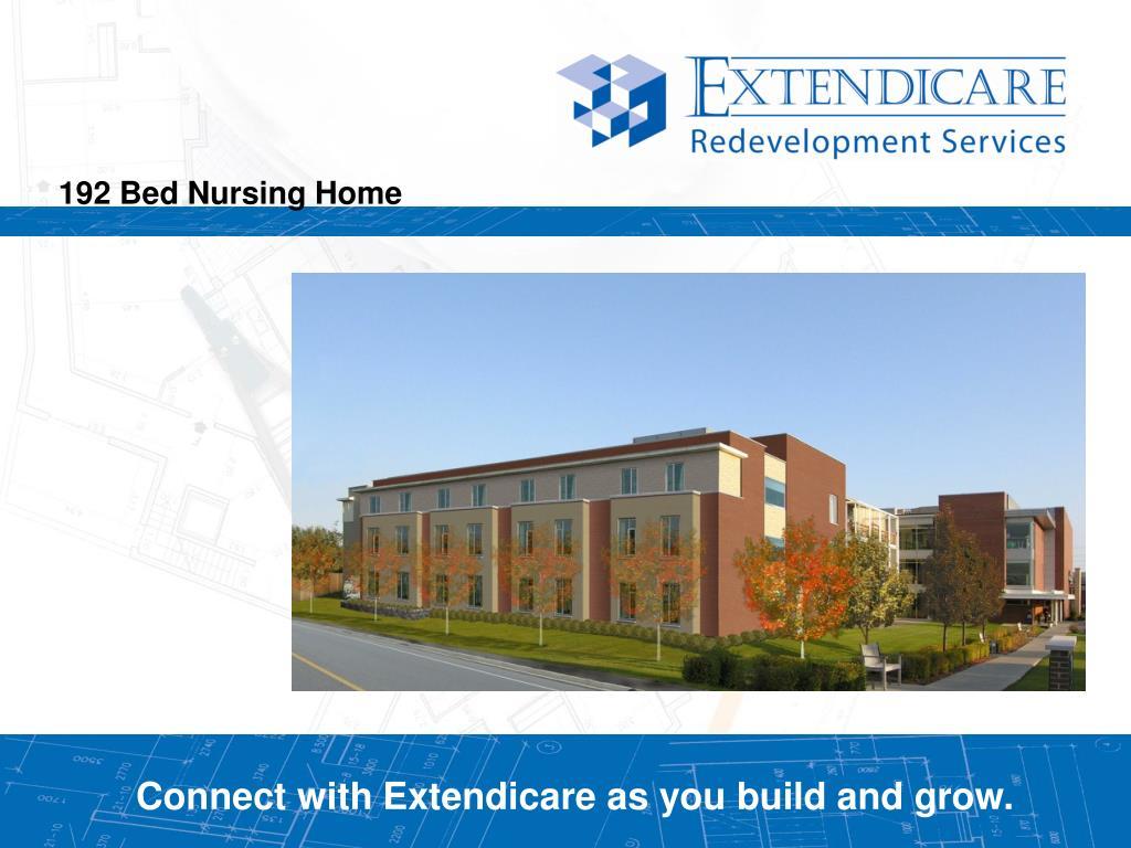 192 Bed Nursing Home
