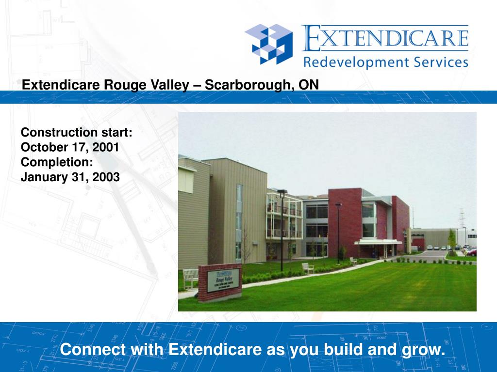 Extendicare Rouge Valley – Scarborough, ON