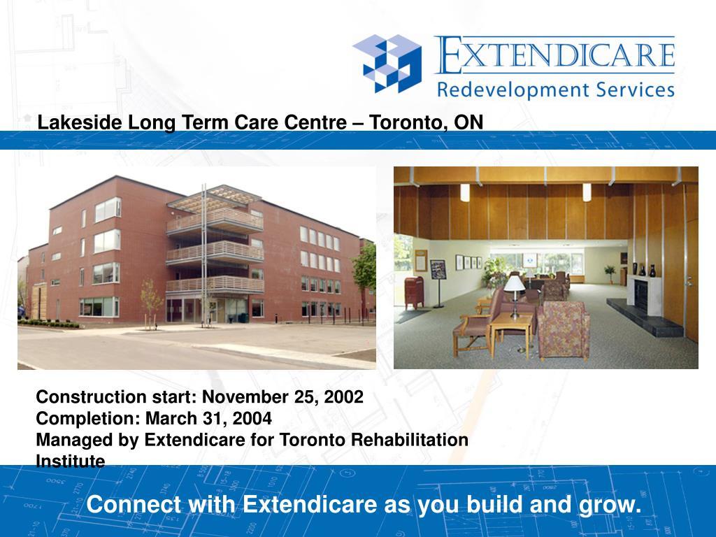 Lakeside Long Term Care Centre – Toronto, ON