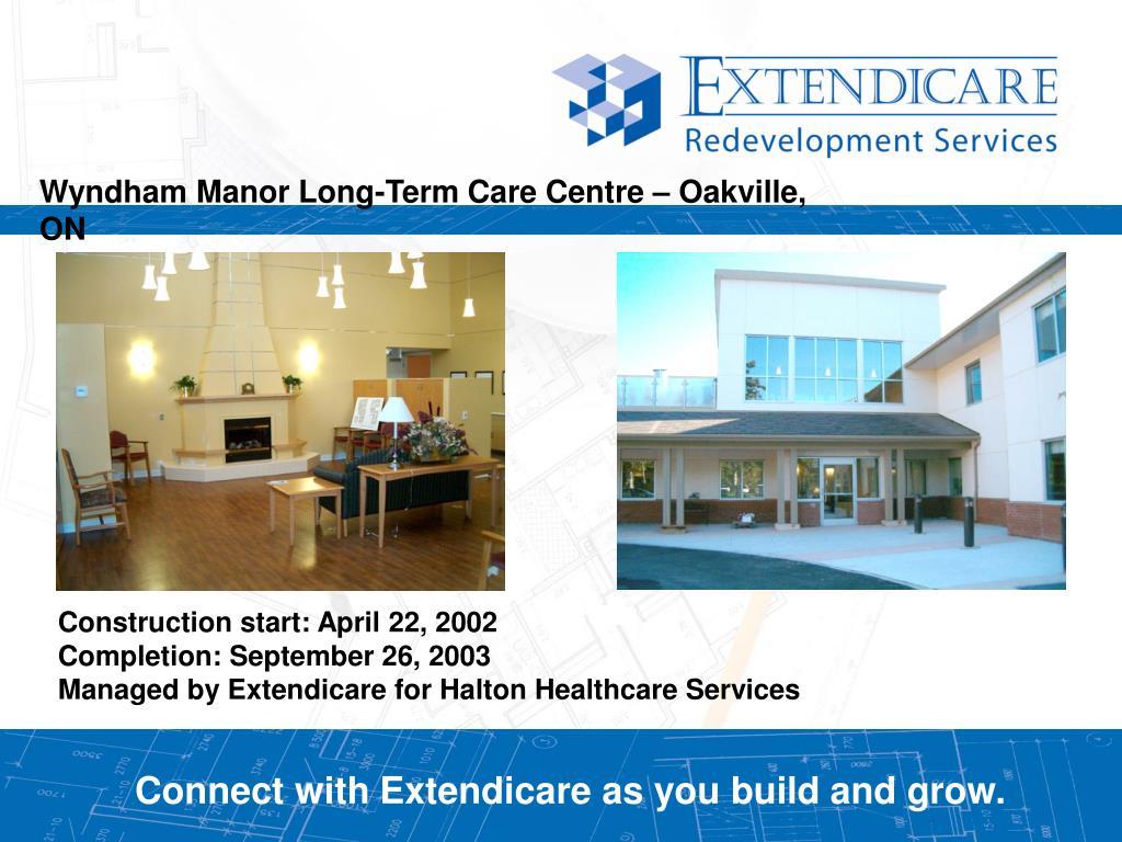 Wyndham Manor Long-Term Care Centre – Oakville, ON