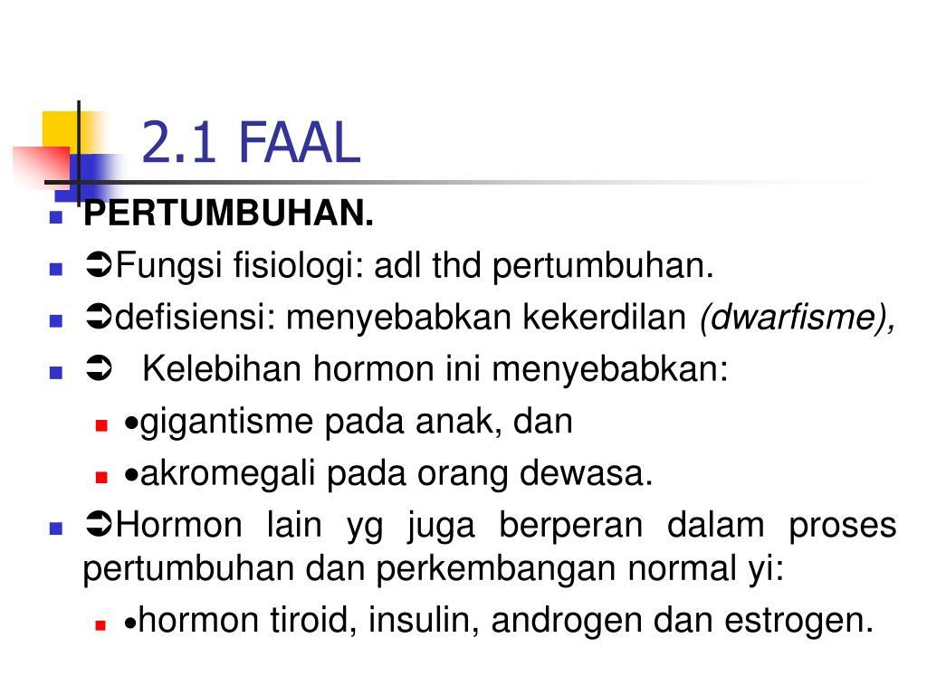 2.1 FAAL