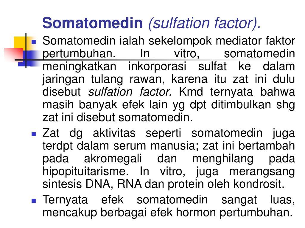 Somatomedin