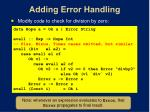 adding error handling11