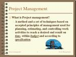 project management4