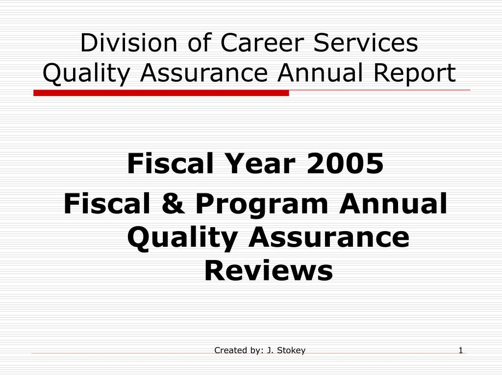 Division of Career Services