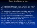 god s mindfulness of man15