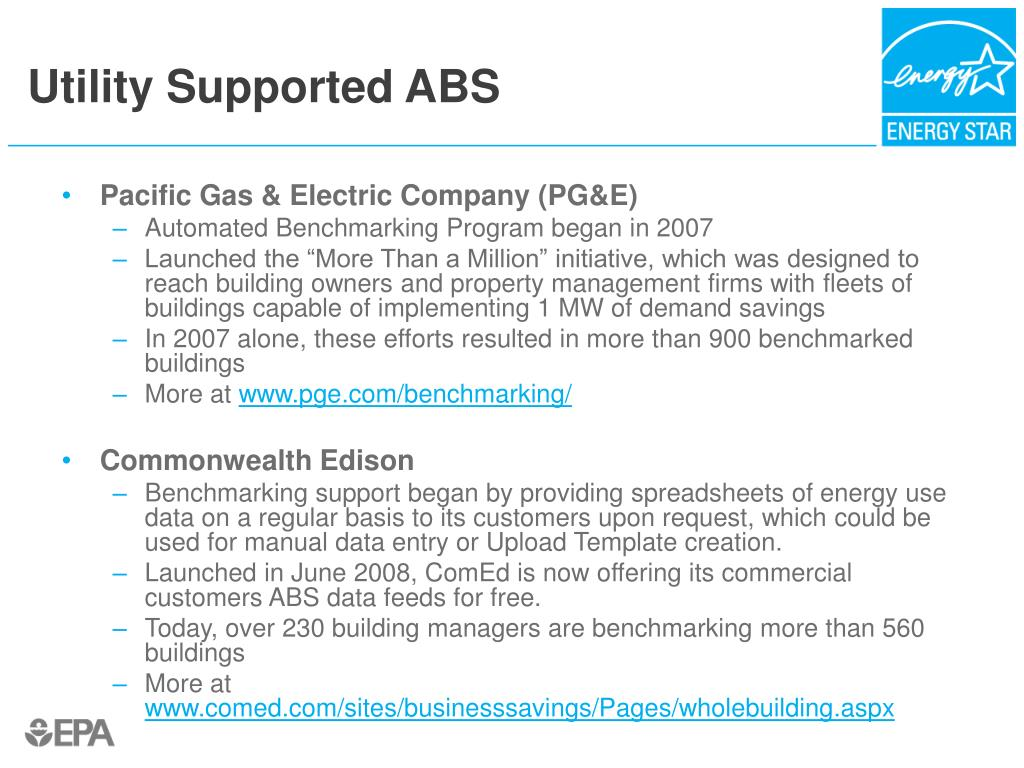 Utility Supported ABS
