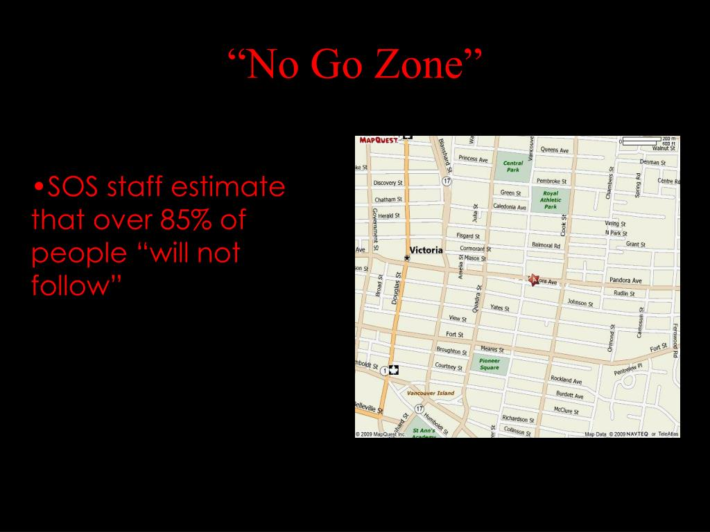 """No Go Zone"""
