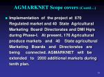 agmarknet scope covers contd