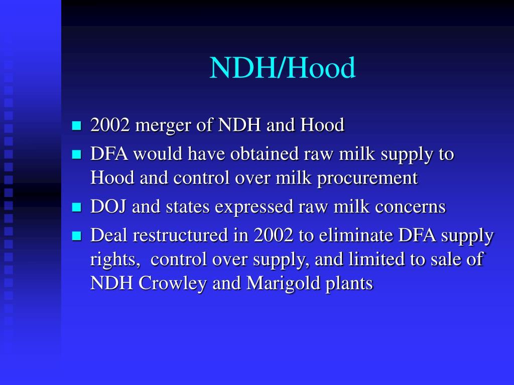 NDH/Hood