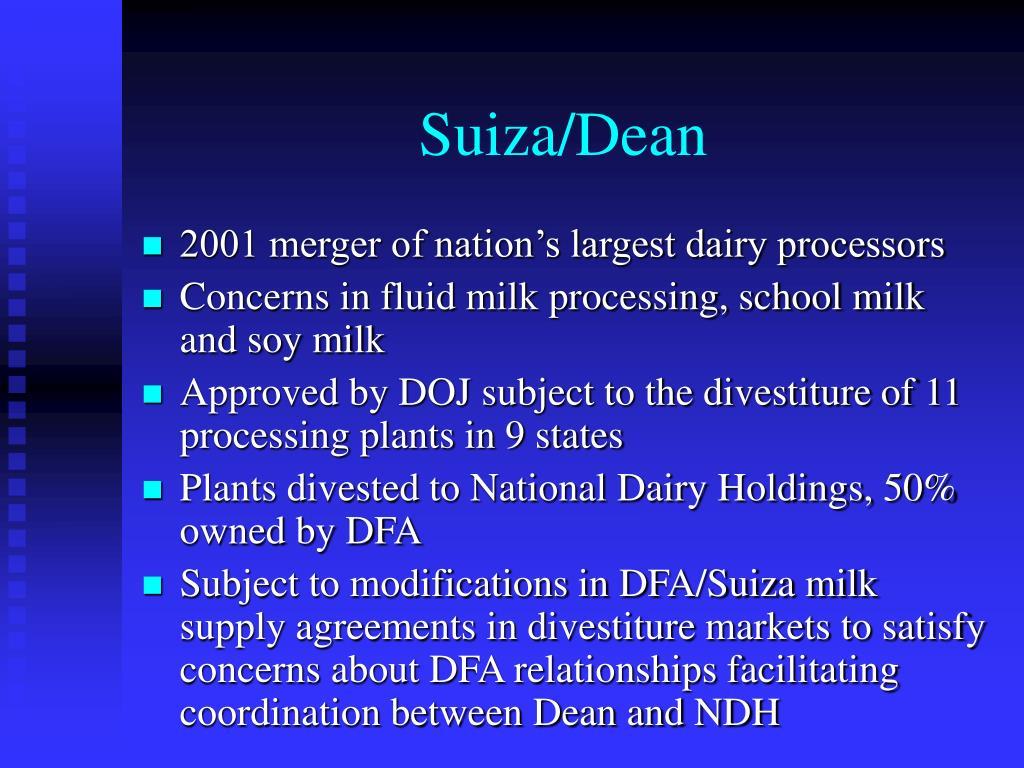Suiza/Dean