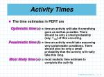 activity times14