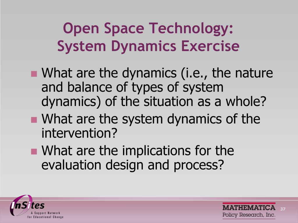 Open Space Technology: