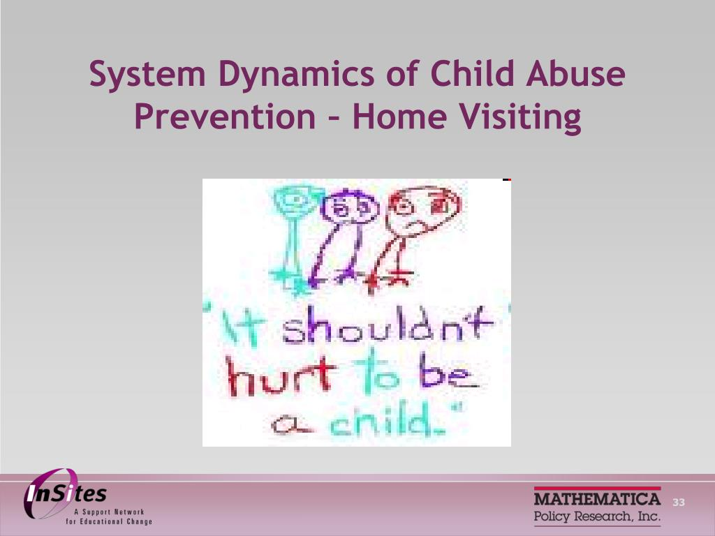 System Dynamics of Child Abuse Prevention – Home Visiting