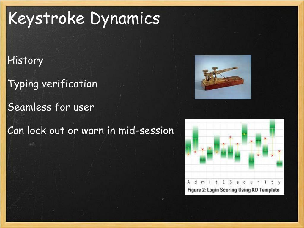 Keystroke Dynamics