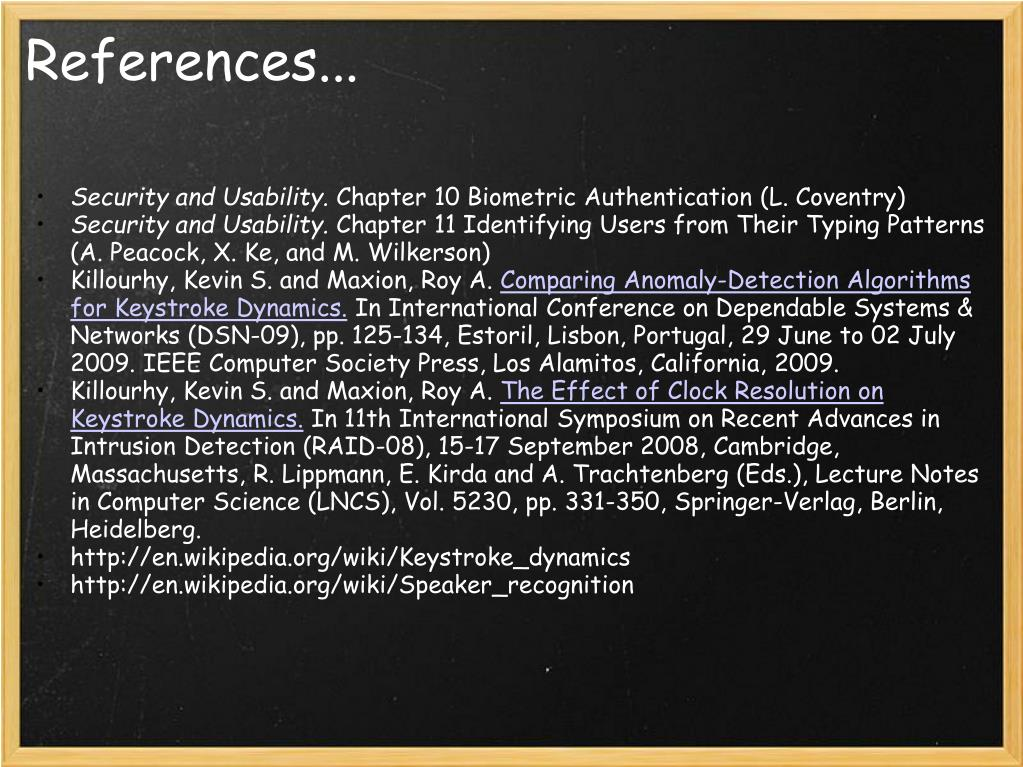 References...