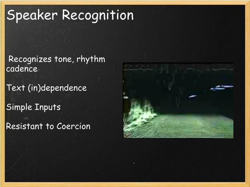 Recognizes tone, rhythm cadence