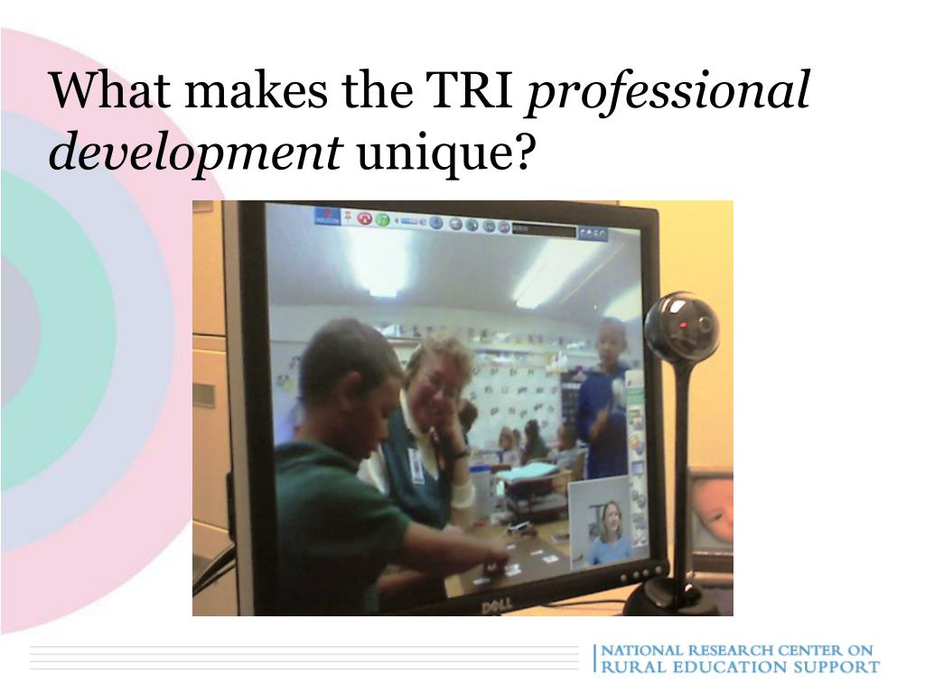 What makes the TRI