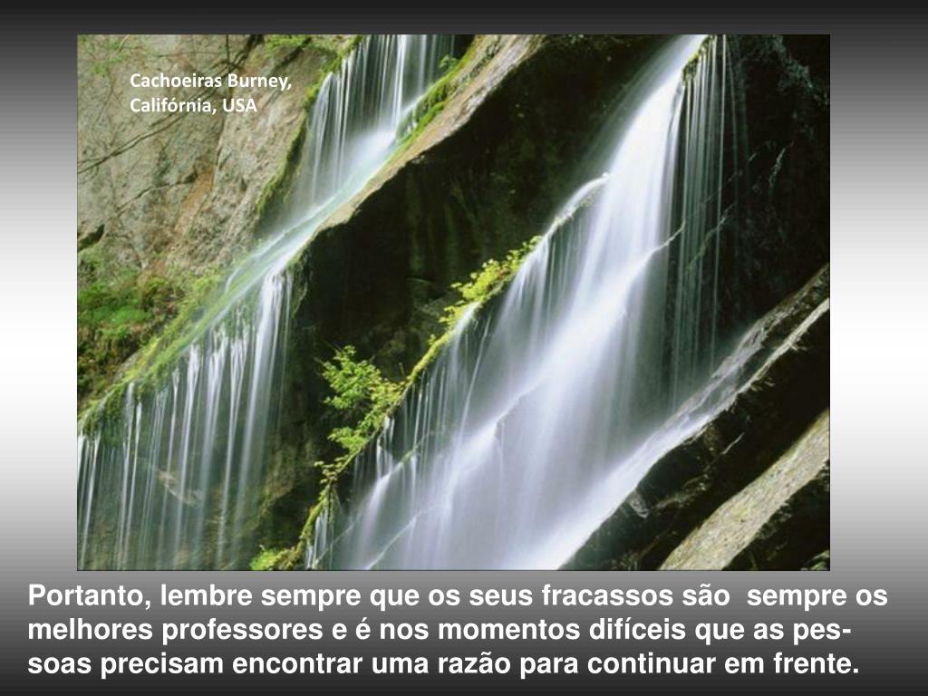 Cachoeiras Burney,