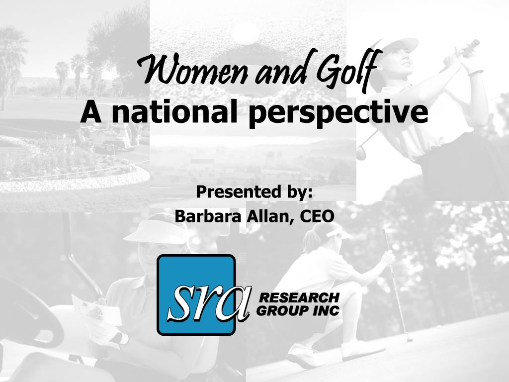 women and golf l.