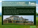 blacksearama golf resort bulgaria europe s next golf destination13