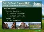pirin golf and country club bulgaria europe s next golf destination18