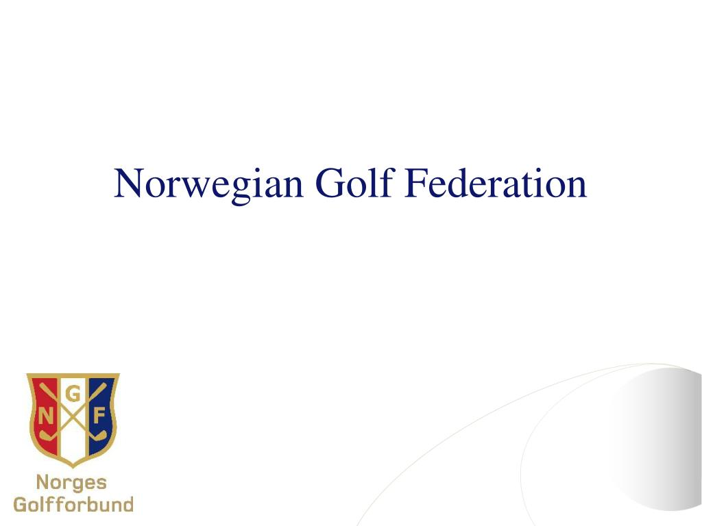 norwegian golf federation l.
