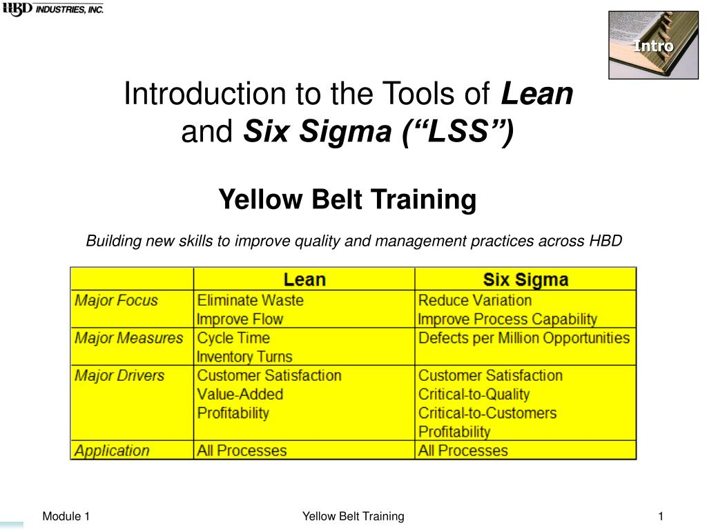 Introduction to the Tools of