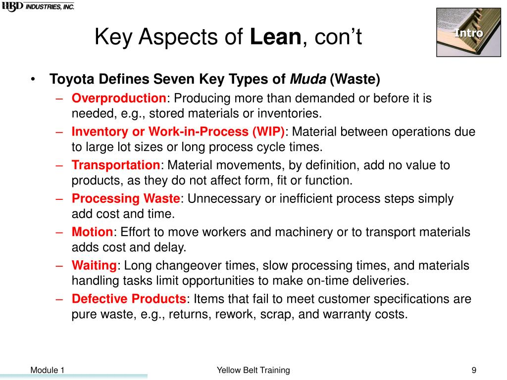 Key Aspects of