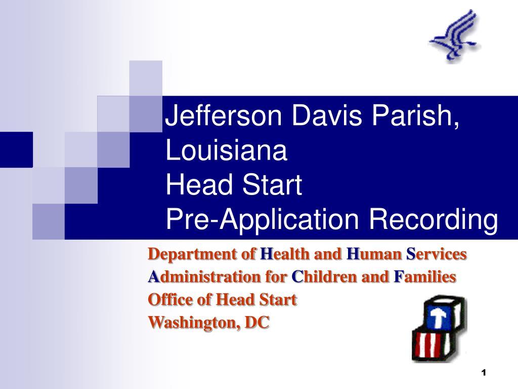 Jefferson Davis Parish, Louisiana
