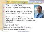 the ashkin group