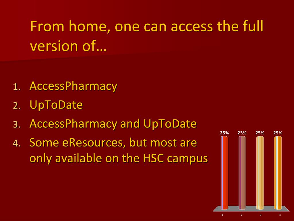From home, one can access the full version of…