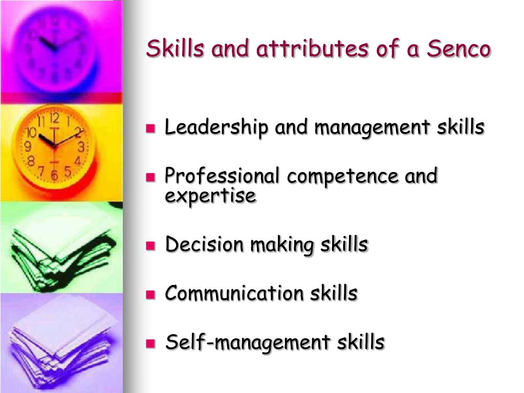 PPT - Being a Senco! PowerPoint Presentation, free ...