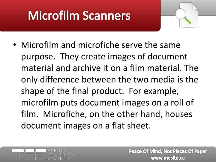 Microfilm scanners3