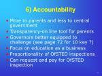 6 accountability