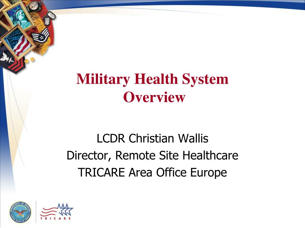 military health system overview