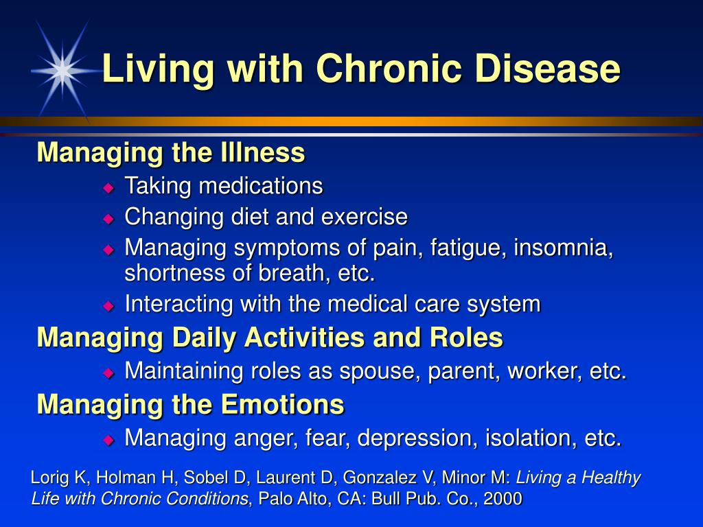 Living with Chronic Disease