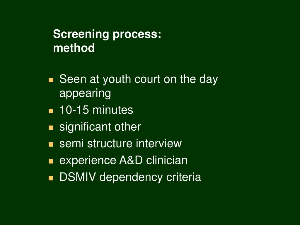 Ppt Christchurch Youth Drug Court Youth Specialty