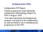 collaborative pips29