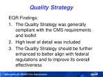 quality strategy74